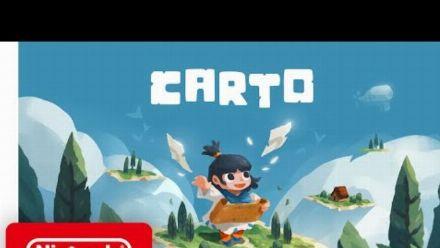 vid�o : Carto : Bande-annonce de lancement sur Switch