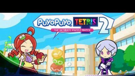 Vid�o : Puyo Puyo Tetris 2 | A New Adventure Trailer