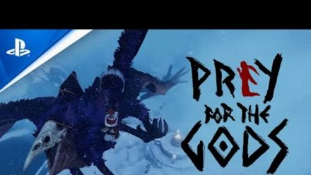 Vid�o : Praey for the Gods - Gameplay Announcement Trailer | PS5