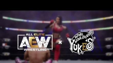 All Elite Wrestling : Teaser d'annonce