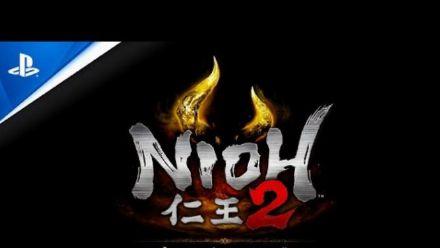 Nioh 2 Bande annonce DLC 3 - Le premier samouraï | PS4