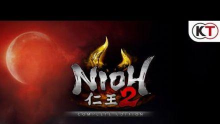 Vidéo : Nioh 2 - The Complete Edition Announcement Trailer