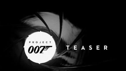 Vid�o : Project 007 - Teaser Trailer