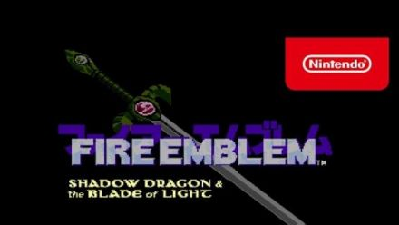 vid�o : Fire Emblem: Shadow Dragon and the Blade of Light - (Nintendo Switch)