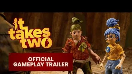 It Takes Two - Bande-annonce officielle gameplay
