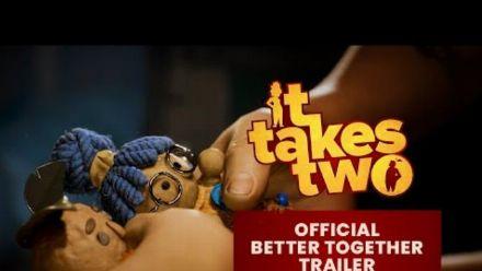 vidéo : It Takes Two - Bande-annonce officielle « On est meilleurs ensemble »