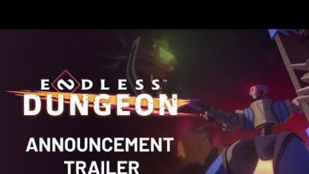 Vid�o : Endless Dungeon - Announcement Trailer