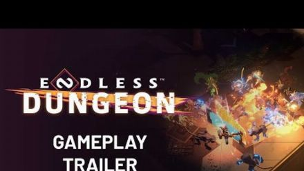 vidéo : ENDLESS Dungeon - Gameplay Trailer