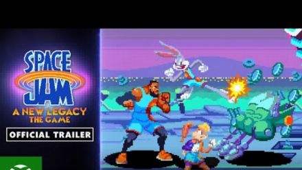 Vid�o : Space Jam: A New Legacy The Game - Gameplay Reveal