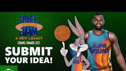 Vid�o : Submit your idea for a Space Jam: A New Legacy Arcade-Style Xbox Game