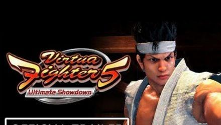 Vid�o : Virtua Fighter 5 Ultimate Showdown : Bande-annonce officielle
