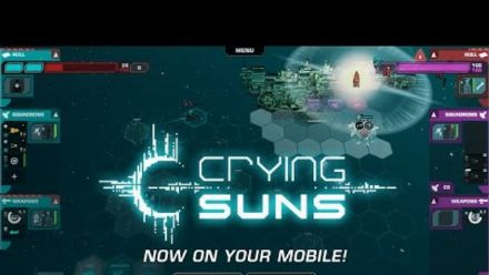 Vid�o : rying Suns - Mobile Launch Trailer