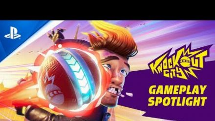 Knockout City | Bande-annonce de gameplay du State of Play de février 2021 - VOSTFR | PS4
