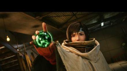 Vid�o : FINAL FANTASY VII REMAKE INTERGRADE - Bande-annonce PS5