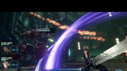 vidéo : FINAL FANTASY VII EVER CRISIS Teaser Trailer