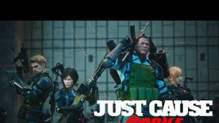 Vid�o : Just Cause: Mobile | Cinematic Trailer