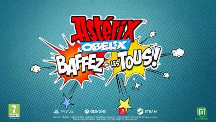 Vidéo : Astérix & Obélix Baffez-les Tous Teaser