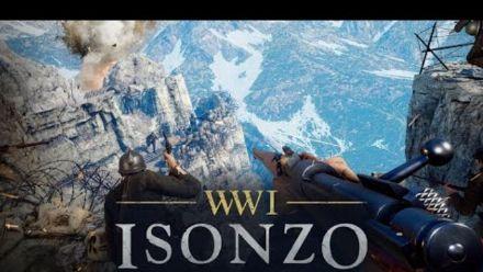 Vid�o : Isonzo Reveal Trailer