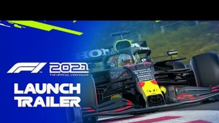 vidéo : F1 2021 | Launch Trailer