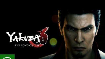 Vid�o : Yakuza 6 : Trailer de lancement Xbox