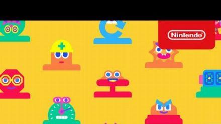 Vidéo : Découvrez L'atelier du jeu vidéo sur Nintendo Switch !