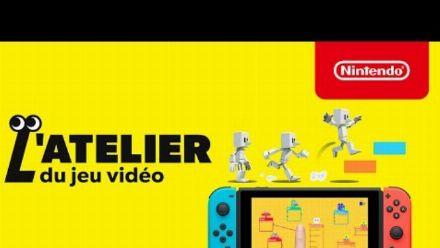 Vidéo : Plongez dans L'atelier du jeu vidéo