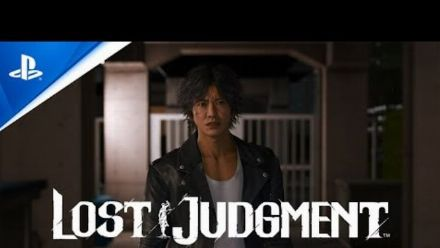 Lost Judgment : Gameplay showcase