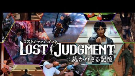 Lost Judgment : Présentation japonaise du jeu
