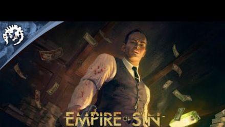 Vid�o : Empire of Sin - Make it Count Announcement trailer