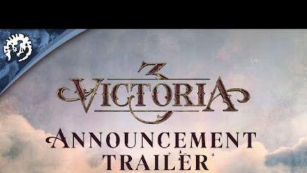 Vid�o : Victoria 3 - Announcement Trailer