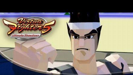 Vid�o : Virtua Fighter 5 Ultimate Showdown | Legendary Pack DLC Trailer