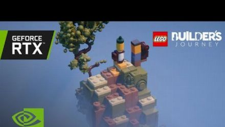 LEGO Builder's Journey : Bande-annonce RTX