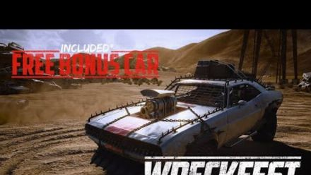 Wreckfest - PlayStation 5 & Xbox Series S/X Release Trailer