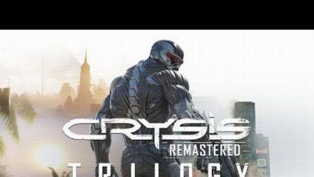 Vid�o : Crysis Remastered Trilogy - Teaser Trailer