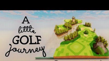 Vid�o : A Little Golf Journey : Trailer d'annonce
