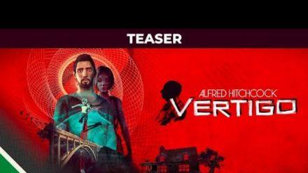 vidéo : Alfred Hitchcock - Vertigo | Teaser