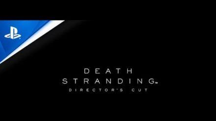 Vid�o : Death Stranding Director's Cut : Teaser du Summer Game Fest