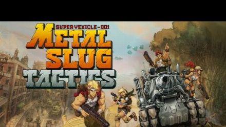 Vid�o : Metal Slug Tactics - Reveal trailer