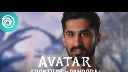 Vid�o : Avatar: Frontiers of Pandora - Trailer Snowdrop Tech