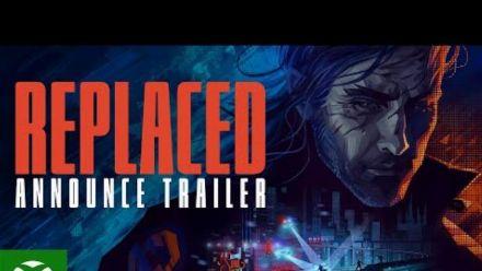 Vid�o : Replaced annoncé dans un trailer énigmatique