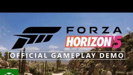 vidéo : Forza Horizon 5 se dévoile avec du gameplay