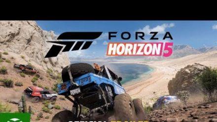 vidéo : Forza Horizon 5 se dévoiler avec un trailer