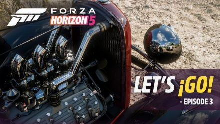 Vid�o : Forza Horizon 5 Car Audio Recording Behind-the-scenes