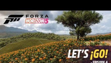 Vid�o : Forza Horizon 5: Let's ¡Go! - Episode 4