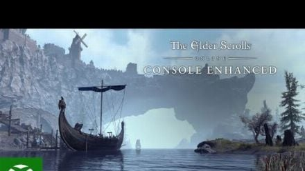 Vid�o : The Elder Scrolls Online: Console Enhanced Launch Trailer