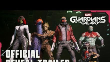 vidéo : Marvel's Guardians of the Galaxy - Bande-annonce officielle