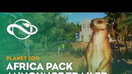 Vid�o : Planet Zoo: Africa Pack   Announcement Trailer