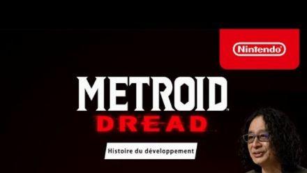 Vid�o : Metroid Dread : Histoire du développement