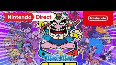 Vid�o : WarioWare: Get It Together! - Announcement Trailer - Nintendo Direct   E3 2021