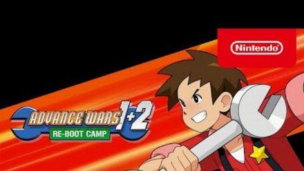 Vid�o : Advance Wars 1+2: Re-Boot Camp - Announcement Trailer - Nintendo Direct | E3 2021